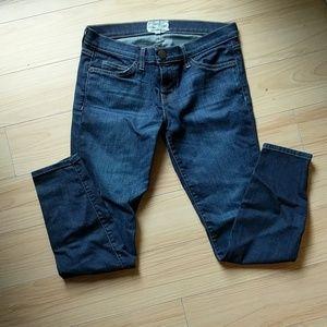 Current/elliott skinny jeans 28